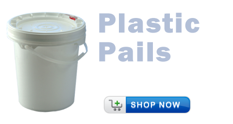 Reusable Plastic Pails